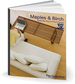 Maples and Birch 2014 Collection Brochure